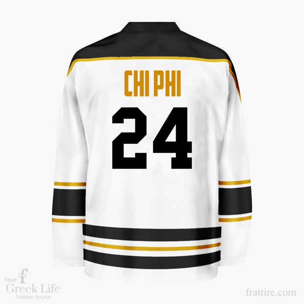 Chi Phi Hockey Jerseys