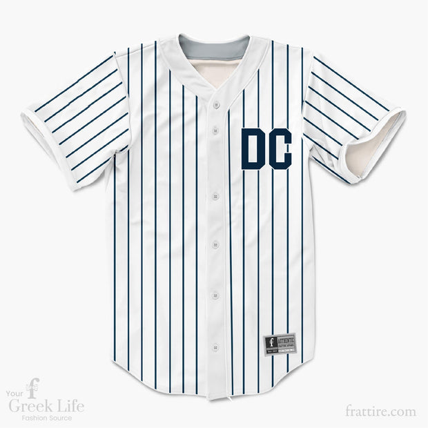 Custom Greek Baseball Jersey | Style 20