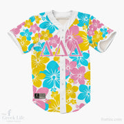 Tri Delta Hawaiian Shirt