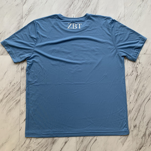 Zeta Beta Tau greek cup athletic tee