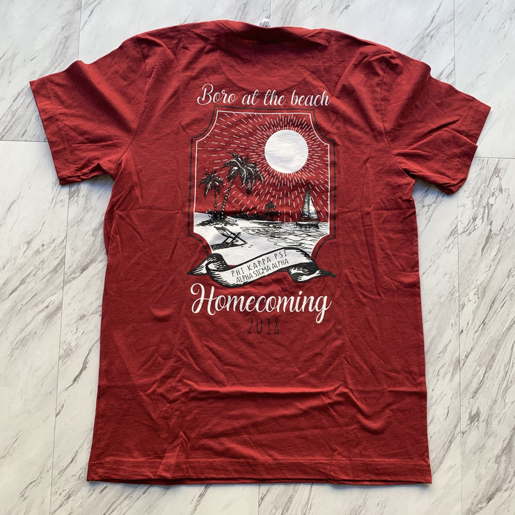 Phi Kappa Psi Alpha Sigma Alpha 2018 homecoming tee