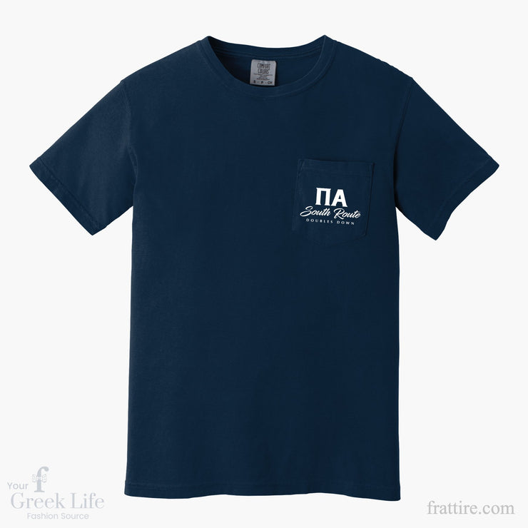 Journey of Hope South Route Pi Alpha Tees