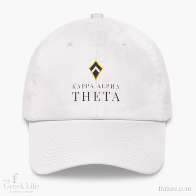 ΚΑΤ Logo Dad hat