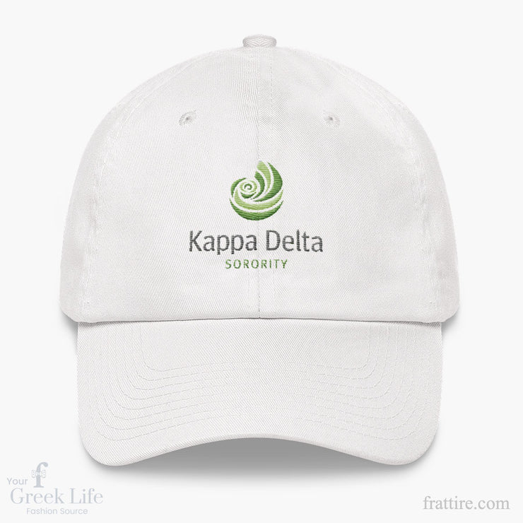 ΚΔ Logo Dad hat