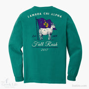 Lambda Chi Alpha Fall Rush 2017 Tees