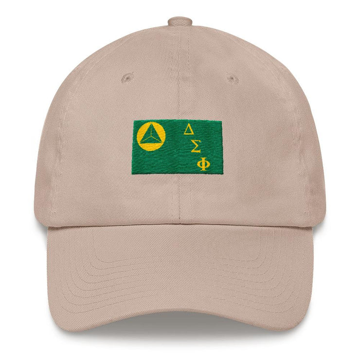ΔΣΦ Flag Dad Hat