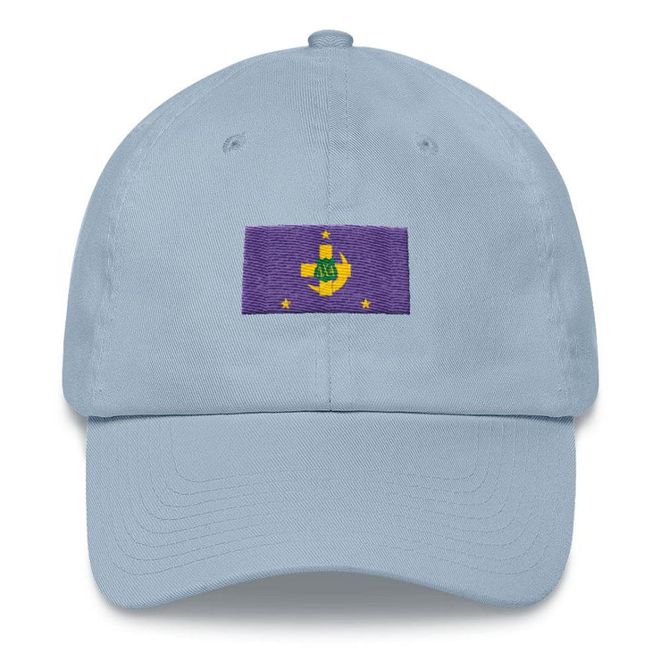 ΛΧΑ Flag Dad hat