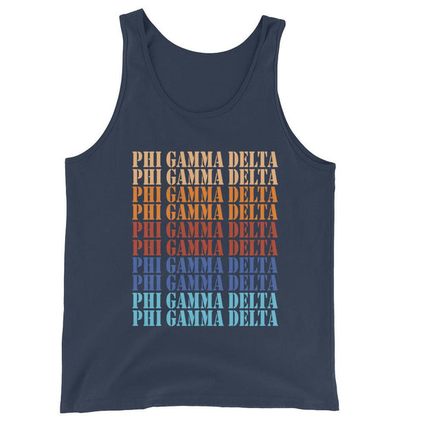 FIJI Summer Tank Top