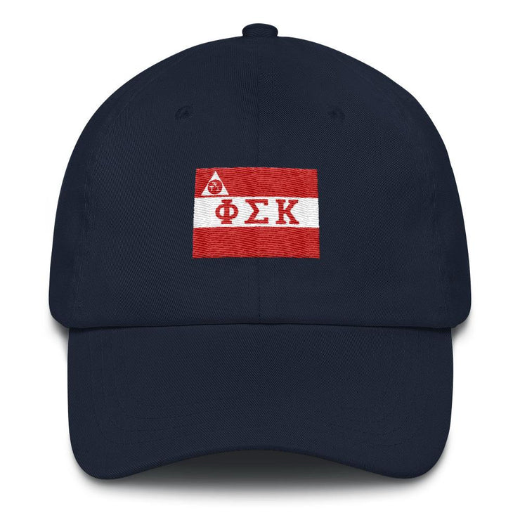 ΦΣΚ Flag Dad hat