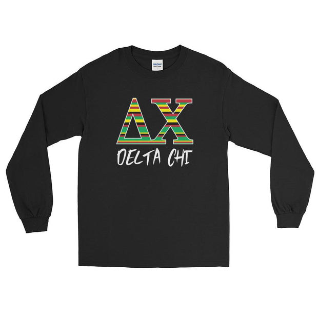 ΔΧ Long Sleeve Rasta