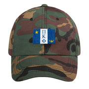 ΠΚΦ Flag Dad hat