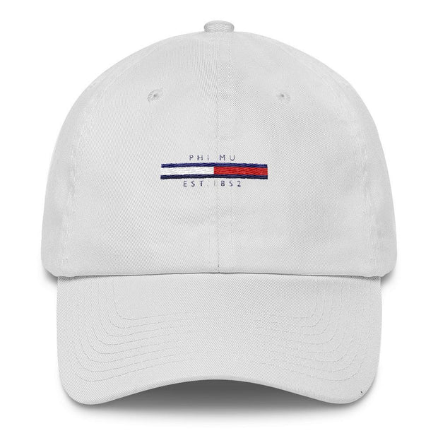 Red, White, & ΦΜ Cap