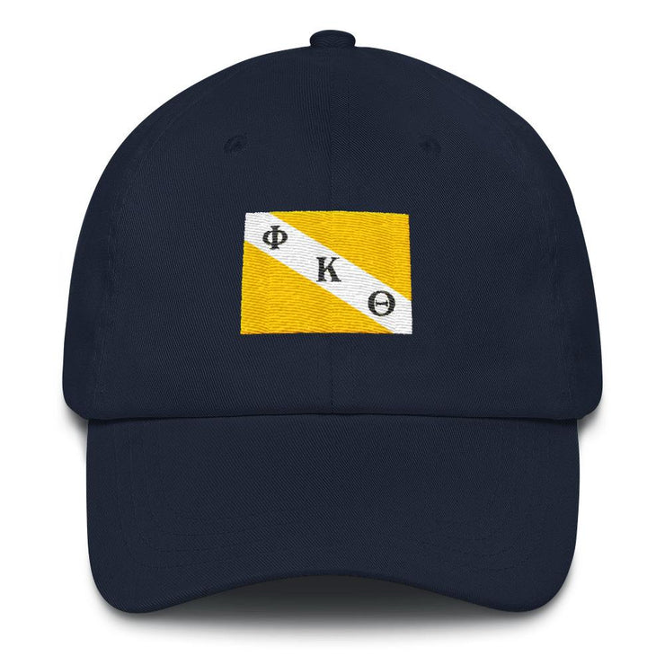 ΦΚΘ Flag Dad hat