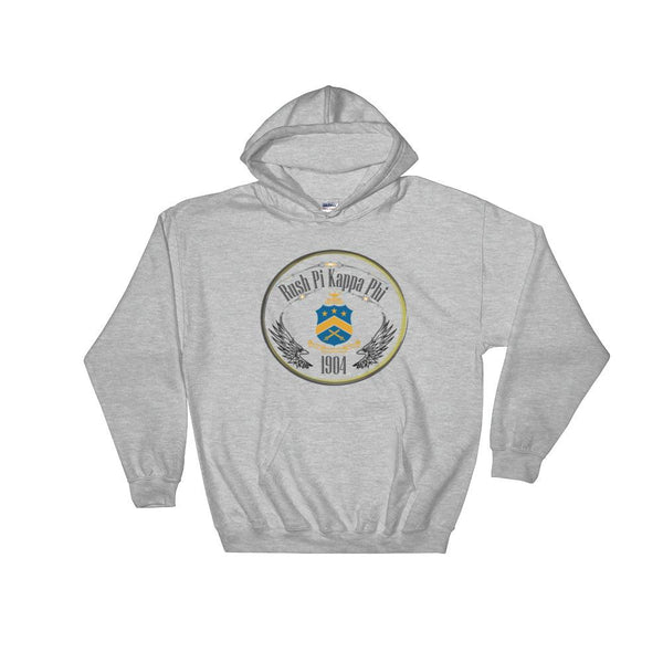 ΠΚΦ Crest Hooded Sweatshirt