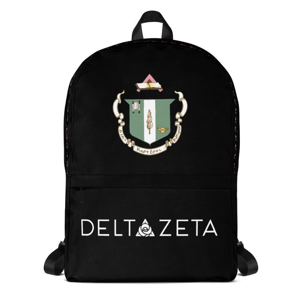 Delta Zeta Chapter Backpack