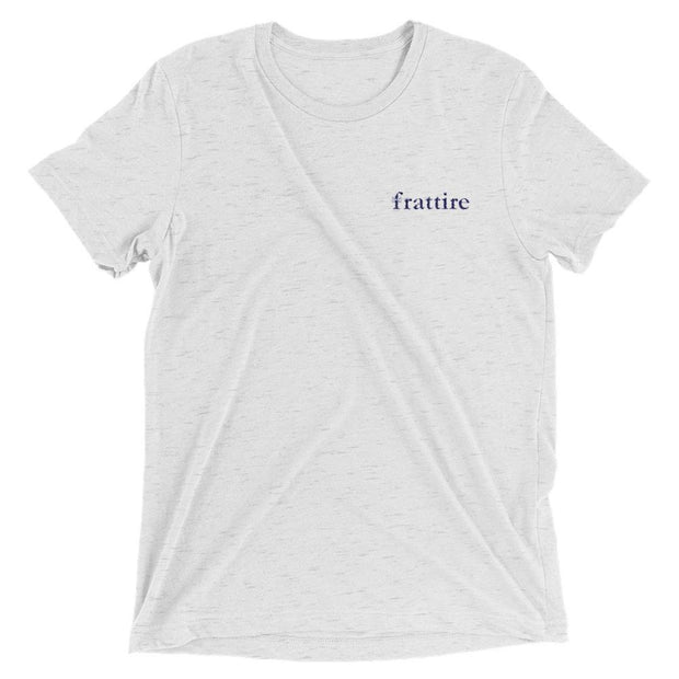 Classic Frattire® Embroidered T-shirt