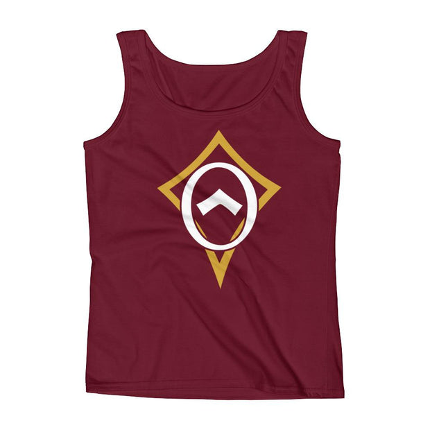 "ΚΑΘ Staple ""Missy Fit"" Tank"