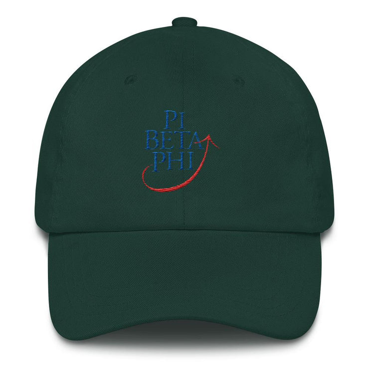 ΠΒΦ Logo Dad hat