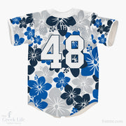 Phi Delta Theta Shield Baseball Jerseys