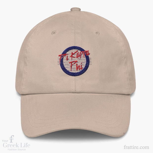 ΠΚΦ USA Themed Dad Cap