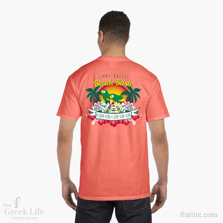 Pi Kappa Alpha 5 O'clock Somewhere T-Shirt