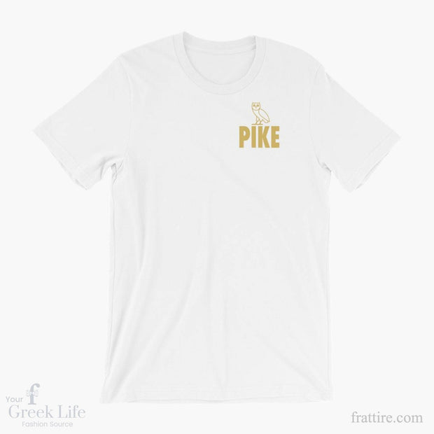 ΠΚΑ Views Short-Sleeve Unisex T-Shirt