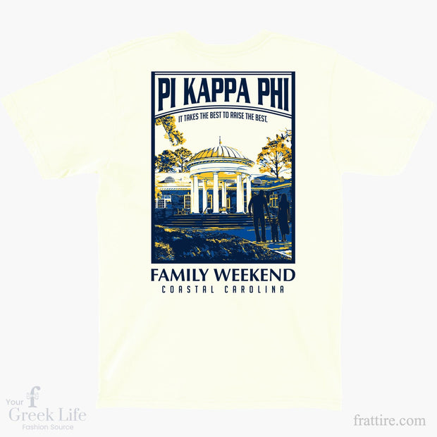 Pi Kappa Phi CCU Family Weekend Tees