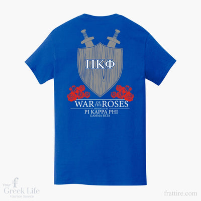 Pi Kappa Phi ODU War of the Roses Tee