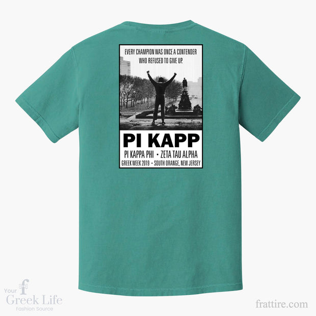 Pi Kappa Phi SHU Greek Week Shirts