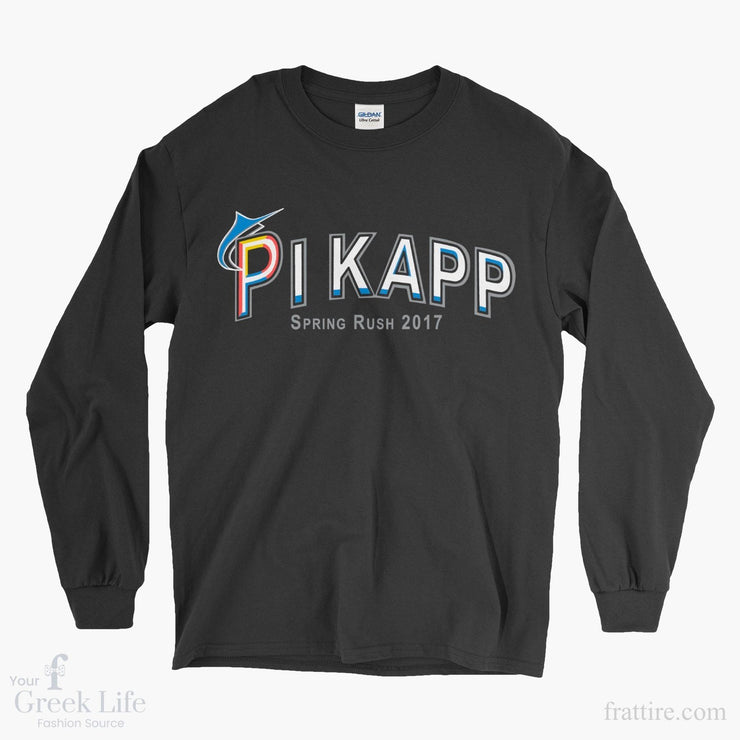 Pi Kappa Phi Spring Rush 2017 Long Sleeves