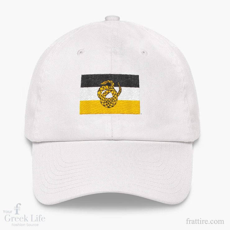 ΣΝ Flag Dad hat