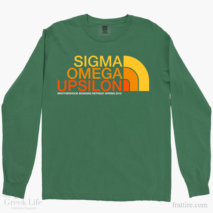 Sigma Omega Upsilon 2019 Brotherhood Retreat Shirts