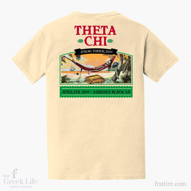 Theta Chi ODU Formal Apparel