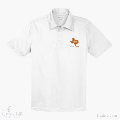 Theta Chi Texas Chapter Polo