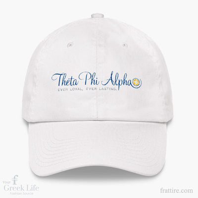 ΘΦΑ Logo Dad hat