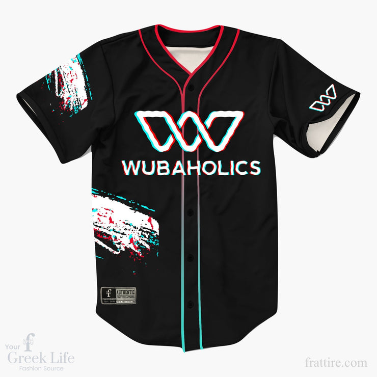 Wubaholics® Paint Splash Jersey