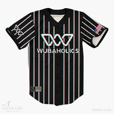 Wubaholics® Official Baseball Jerseys