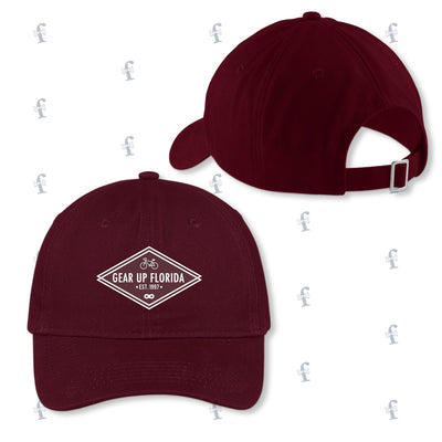 Gear Up Florida Fundraising Hat