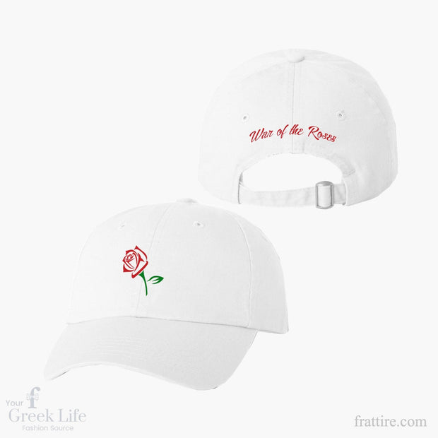 War of the Roses Hat