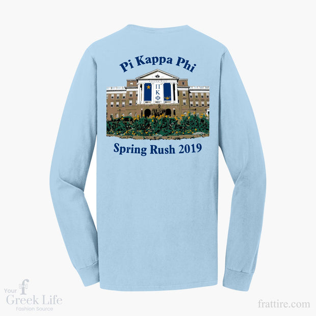 Pi Kappa Phi UW Spring Rush Long Sleeves