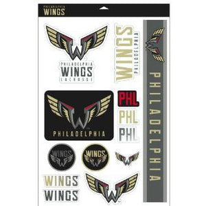 Wings Decal Sheet