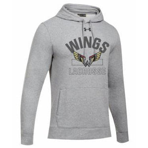 Men's UA Hustle Fleece Hoody
