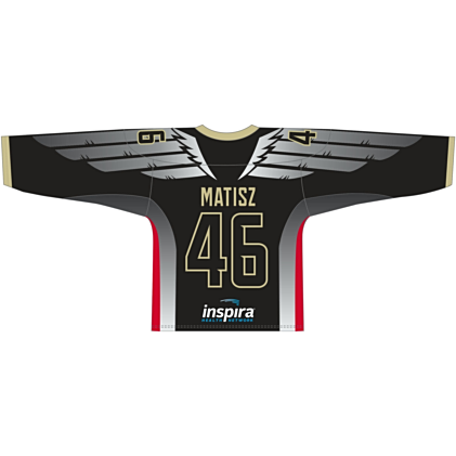 Philadelphia Wings MATISZ Replica Jersey
