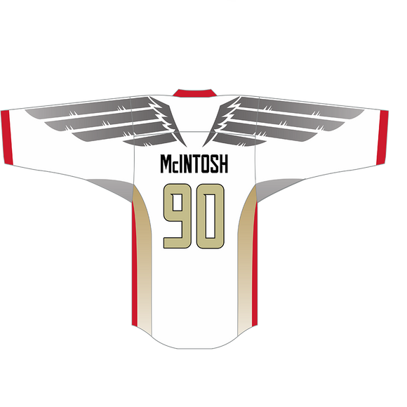 Philadelphia Wings MCINTOSH Replica Jersey
