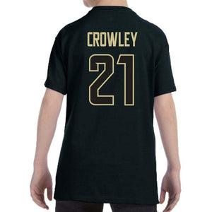 Gildan® Youth Kevin Crowley Player Tee
