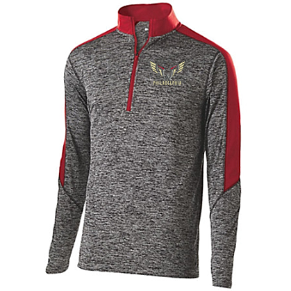 Holloway Electrify Half Zip Pullover - Zip