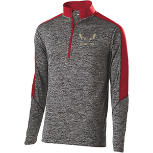 Holloway Youth Electrify Half Zip Pullover - Zip