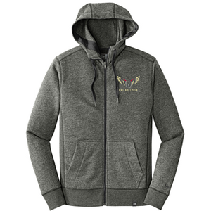 New Era French Terry Mens Full Zip Hoodie - Sweatshirt
