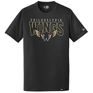 New Era Mens Heritage Blend Crew Tee - Tees