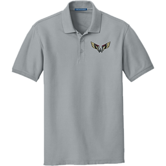 Port Authority Mens Core Classic Pique Polo - Polo